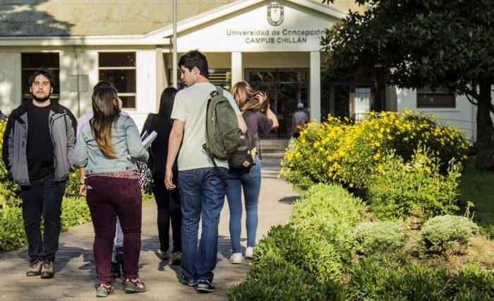 Fotografías Campus Chillán UdeC (2)