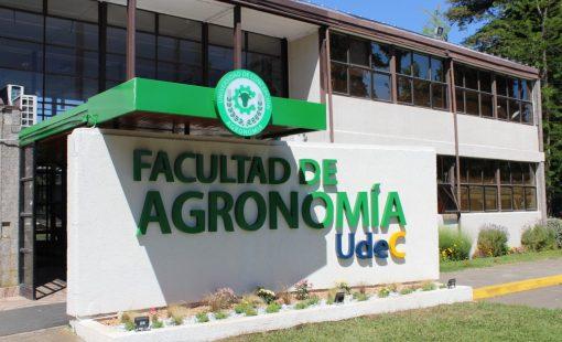Frontis Agronomía UdeC Actualizada