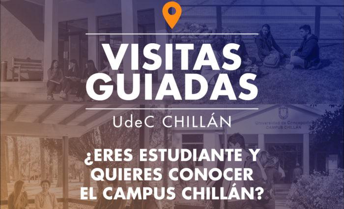 Afiche Visitas Guiadas